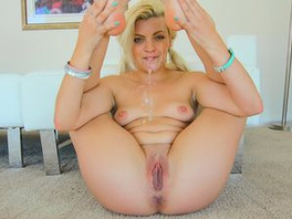 Flexible 18 Year Old Likes Being His Slutty Sex Toy